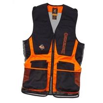 Browning claybuster ampumaliivi musta/oranssi