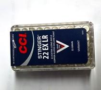 CCI Stinger CPHP 2,08g / 32gr (50kpl rasia) .22 LR