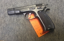 CZ 75, cal 9 mm, TT=3