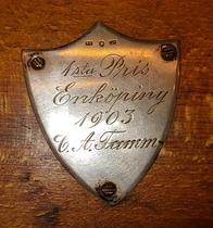 Carl Gustav , cal 6,5 x 55 SE, TT=2