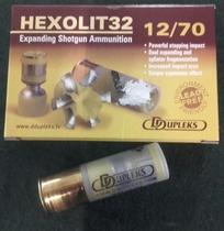DDupleks Hexolit32 32g Slug (5kpl rasia) 12/70
