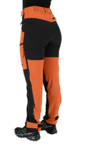 Dovrefjell Custom Fit housut, Sunset Orange naiset