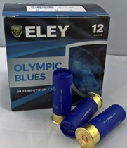 Eley 12/70 Olympics Blues 7 24g 2,4 mm (250 kpl laatikko)