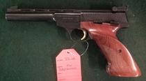 FN Browning, cal 22 LR, TT=3