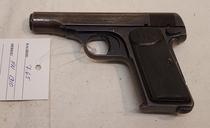FN M1910, cal 7,65, TT=3