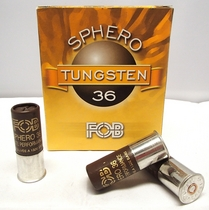 FOB sphero tungsten 36g (10kpl rasia) 12/70