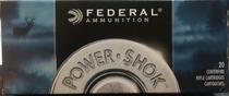 Federal 223 55grain soft point 20kpl