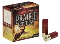 Federal Prairie Storm 12/70 36g #5, 2,9 mm (25 kpl raisa) Federal Prairie Storm 12/70 36g #5, 3,1 mm