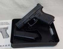 Glock 21, cal .357 Sig, TT=3