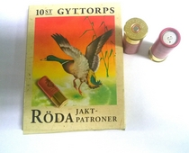 Gyttorp Röda  12/65 3,50 mm (10 kpl rasia)