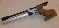 Hämmerli AP 20 Pro, cal 4,5 mm, paineilmapistooli