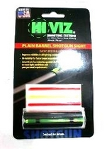 Hi Viz Plain Barrel Shotgun sight