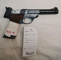 High Standard Supermatic cal. 22LR TT=3
