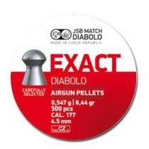 JSB Exact Diabolo 0,547g / 8,44gr ilma-aseluoti