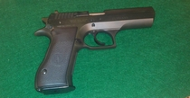 Jericho 941 F, cal 9 mm, TT=3