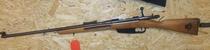 Kivääri, tuntematon, cal 7 x 54R, TT=2