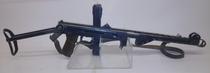 "Konepistooli M44, ""peltiheikki"", cal 9 mm, TT=4"