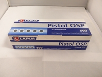Lapua Pistol OSP .22 LR (500 Kpl)
