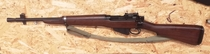 Lee-Enfield No.5 MK I, cal .303 British, TT=2
