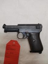 Mauser 1914 cal. 7,65 TT=3