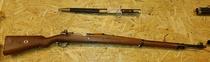 Mauser mod. 1908, Yugoslavian malli, cal 7 x 57, TT=2