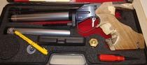 Morini 162 El, cal 4,5 mm, paineilmapistooli
