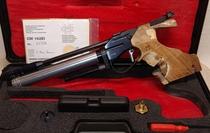 Morini 162 El,cal 4,5 mm, paineilmapistooli