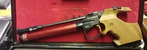 Morini 162M, cal 4,5 mm, paineilmapistooli