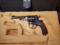 Nagant revolveri cal. 7,62 TT=2