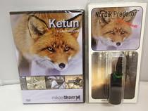 Nordic predator kettupilli & Ketun houkuttelupyynti DVD