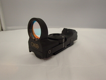 OKO red dot reflex sight 4MOA +pikajalusta