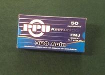 PPU .380 ( 9 x 17 ), 6,1 g / 95 gr