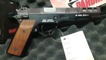 Pardini mod.GT 9-1 cal. 9mm  TT=3