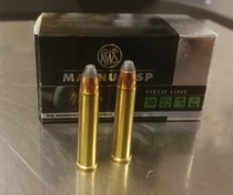 RWS Magnum Field Line SP 2,6g / 40gr (50kpl rasia) .22 WMR