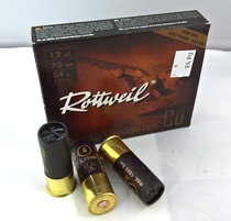 Rottweil Copper Unlimited 34g 12/70 #4/3,25 mm (10 kpl rasia)