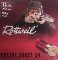Rottweil Special skeet 9 24g 12/70 (250kpl)