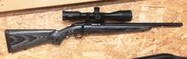 Ruger American Rimfire HB 18″ .17HMR + kiikaritähtäin