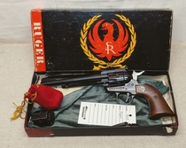 Ruger Super Single-Six, cal .22LR / .22WMR