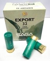 Saga Export 32 shot 4 (250kpl laatikko)