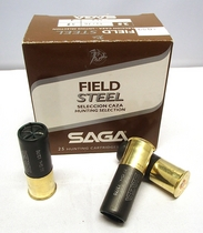 Saga Field Steel 12/70 32 g 3,00 mm (25 kpl rasia)