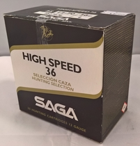 Saga High Speed 36g (25 kpl rasia) 12/70