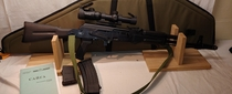 Saiga M3 EXP-01, cal 223 Rem, TT=3