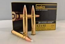 Sako Arrowhead SP 460D 16,2g / 250gr (20kpl rasia) 9,3x62