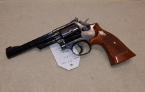 "Smith & Wesson, mod 19-4, 6"", cal 357 Magn, TT=2"
