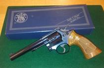 Smith & Wesson , mod 17-4, cal 22LR, TT=2
