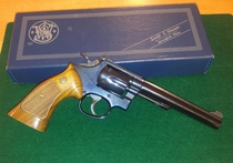 Smith & Wesson , mod 17-4, cal 22LR, TT=2