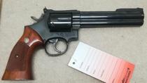 Smith & Wesson  mod 586-2 Cal. 357 Magnum TT=2