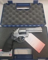 Smith & Wesson 686-4, cal .357 Mag, TT=2