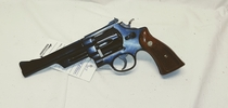 "Smith & Wesson Highway Patrolman, Cal .357 , 6"",TT=2"