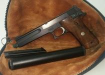 Smith & Wesson mod 422, cal 22LR, TT=3
